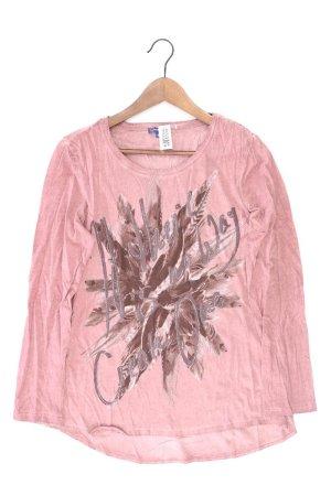 Charles Vögele Shirt Größe M pink aus Modal
