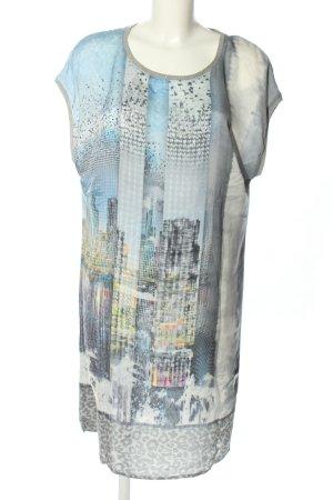 Charles Vögele Shirtkleid Motivdruck Casual-Look