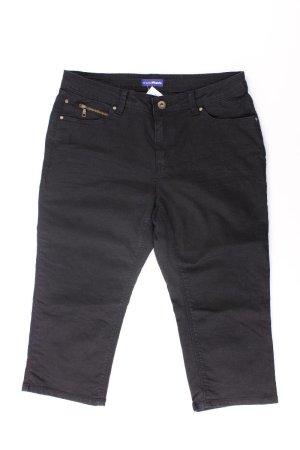 Charles Vögele Trousers black cotton