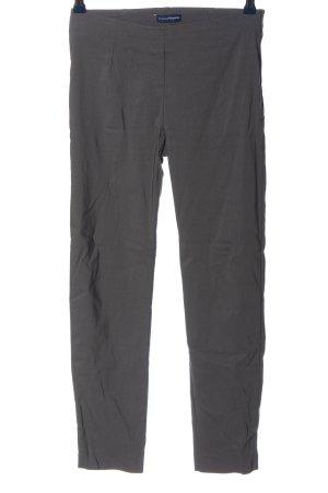 Charles Vögele Spodnie materiałowe jasnoszary W stylu casual
