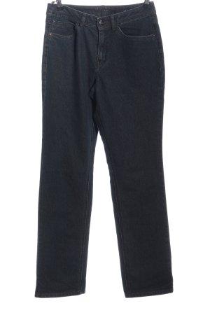 Charles Vögele Jeansy z prostymi nogawkami niebieski W stylu casual