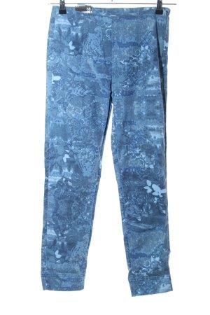 Charles Vögele Stretch Trousers steel blue-azure