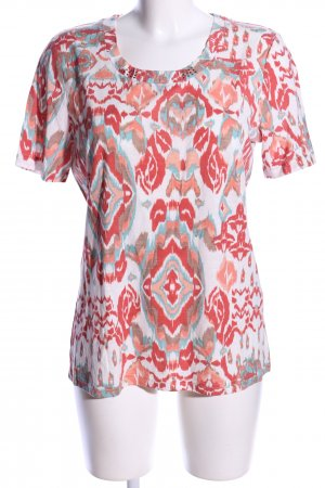 Charles Vögele T-Shirt abstract pattern casual look
