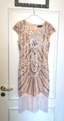 Empire Dress cream