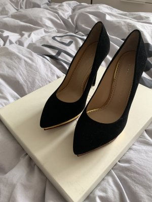 Charlotte High Heels black