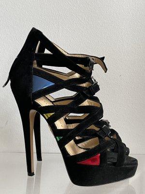 Charlotte Olympia high Heels schwarz Gr 37
