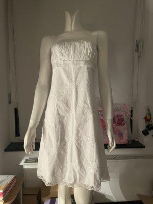 Charlotte Russe Bandeau Kleid Lingerie Look Gr S