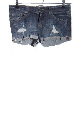 Charlotte Russe Denim Shorts blue casual look