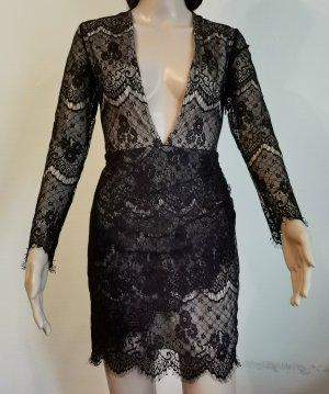 Charlotte Russe Evening Dress black