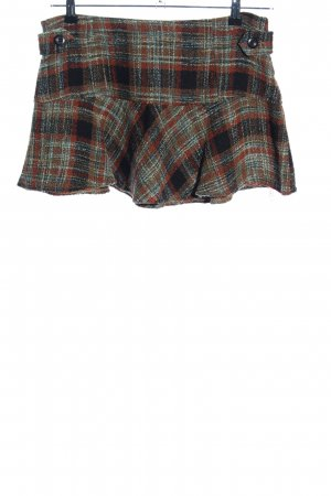 Charlotte Russe Miniskirt check pattern casual look