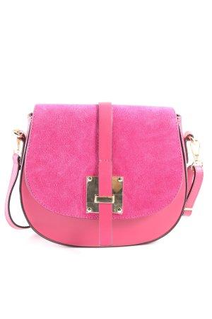 Charlotte Umhängetasche pink Business-Look