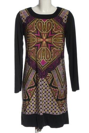 charls vögele Longsleeve Dress themed print casual look