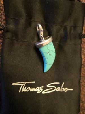 Thomas Sabo Ciondolo argento-turchese