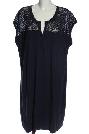 Charmor Mini Dress blue casual look
