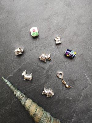 Unbekannter designer Ciondolo argento