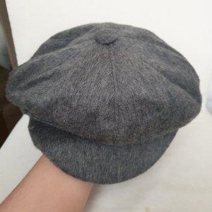 C&A Beret grey-dark grey