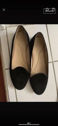 Chatelles Sandales confort noir cuir