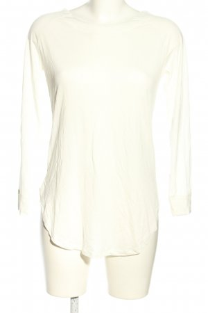 Chattawak Oversized Shirt white casual look