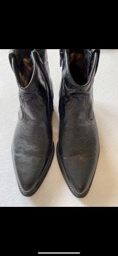 Che Mendez Western Booties black