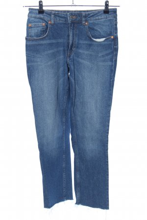 Cheap Monday 7/8 Jeans blau Casual-Look