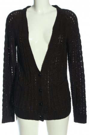 Cheap Monday Cardigan schwarz Webmuster Casual-Look