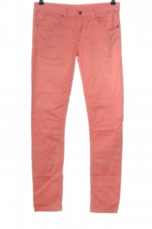 Cheap Monday Five-Pocket-Hose pink Casual-Look