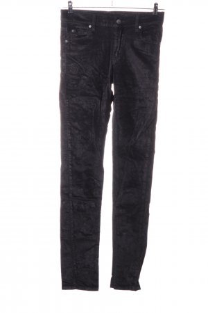Cheap Monday Five-Pocket-Hose schwarz Casual-Look