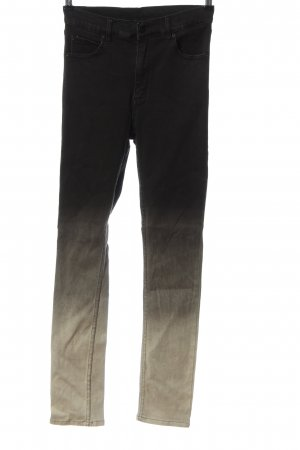 Cheap Monday Vaquero de talle alto degradado de color look casual