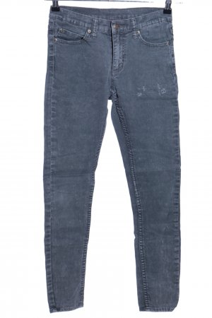 Cheap Monday High Waist Jeans blau Casual-Look