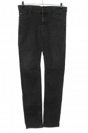 Cheap Monday High Waist Jeans hellgrau Casual-Look