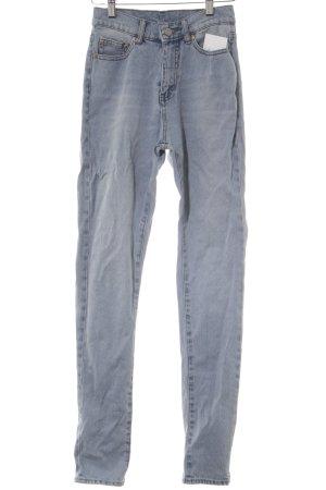 Cheap Monday High Waist Jeans himmelblau Casual-Look
