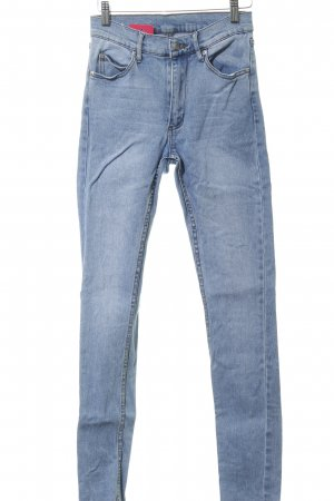 Cheap Monday Hoge taille jeans veelkleurig casual uitstraling