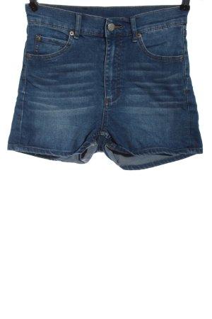 Cheap Monday Krótkie szorty niebieski W stylu casual