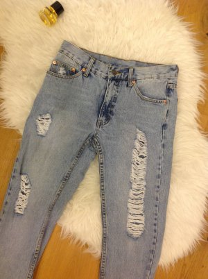 Cheap Monday Jeans helle Waschung