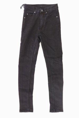 Cheap Monday Jeans schwarz Größe W24/L28