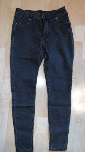 Cheap Monday High Waist Jeans black