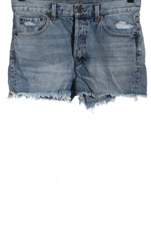 Cheap Monday Jeansshorts blau Casual-Look