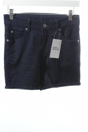 Cheap Monday Jeansshorts dunkelblau Casual-Look