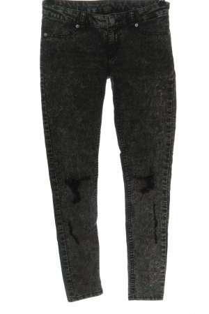 Cheap Monday Jeggings light grey casual look