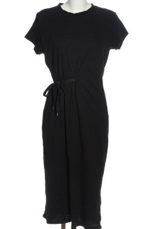 Cheap Monday Robe à manches courtes noir style décontracté