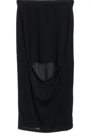 Cheap Monday Midi Skirt black casual look