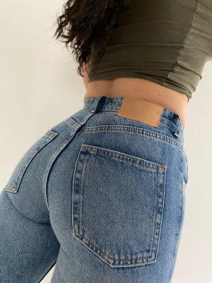 cheap monday mom jeans