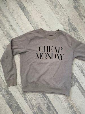 Cheap Monday Long Sweater multicolored