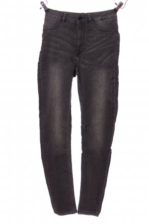 Cheap Monday Röhrenjeans schwarz Casual-Look