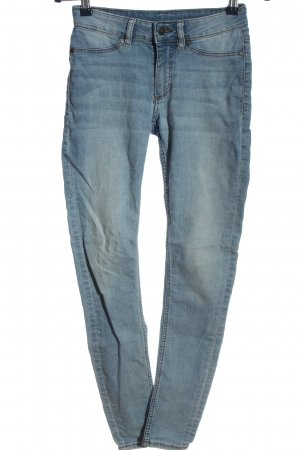 Cheap Monday Tube jeans blauw casual uitstraling