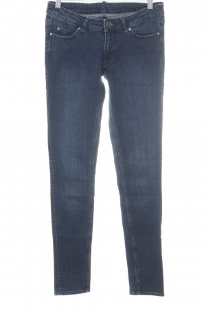 Cheap Monday Röhrenjeans dunkelblau Casual-Look
