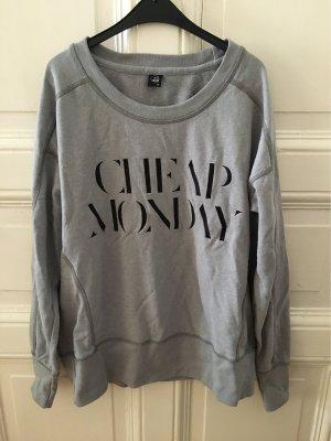 Cheap Monday Crewneck Sweater multicolored