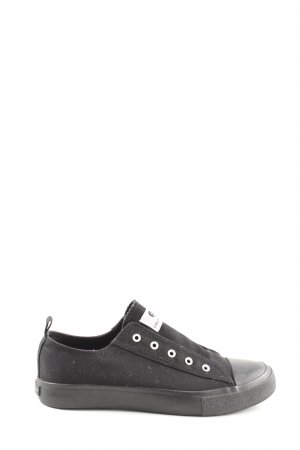 Cheap Monday Schnürsneaker schwarz Casual-Look
