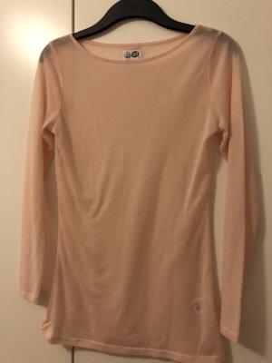 Cheap Monday Shirt transparent Rosa stylish