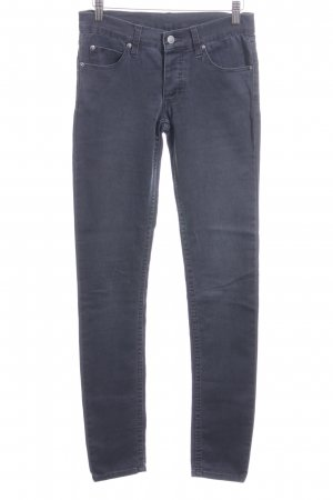 Cheap Monday Skinny Jeans hellgrau-blau Casual-Look
